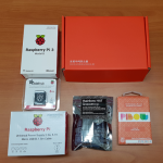 [로봇사이언스몰][코딩키트][Raspberry-Pi][라즈베리파이][Pimoroni] Raspberry Pi 3 Starter Kit for Android Things(Include Rainbow HAT ) pim243