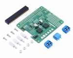 [로봇사이언스몰][Pololu][폴로루] Pololu Dual MC33926 Motor Driver for Raspberry Pi (Partial Kit) #2755