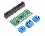 [로봇사이언스몰][Pololu][폴로루] Pololu DRV8835 Dual Motor Driver Kit for Raspberry Pi #2753