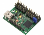 [로봇사이언스몰][Pololu][폴로루] Mini Maestro 12-Channel USB Servo Controller (Assembled) #1352