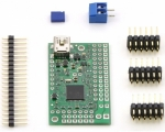 [로봇사이언스몰][Pololu][폴로루] Mini Maestro 18-Channel USB Servo Controller (Partial Kit) #1355