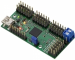 [로봇사이언스몰][Pololu][폴로루] Mini Maestro 24-Channel USB Servo Controller (Assembled) #1356