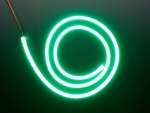 [로봇사이언스몰][Adafruit][에이다프루트] Flexible Silicone Neon-Like LED Strip - 1 Meter - Green id:3868