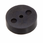 [로봇사이언스몰][Pololu][폴로루] Magnetic Encoder Disc for Micro Metal Gearmotors, OD 7.65 mm, ID 1.0 mm, 12 CPR (Bulk) #2599