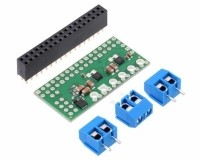 [로봇사이언스몰][Pololu][폴로루] Dual MAX14870 Motor Driver for Raspberry Pi (Partial Kit) #3758