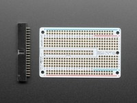 [로봇사이언스몰][Adafruit][에이다프루트] Adafruit Perma-Proto 40-Pin Raspberry Pi Half-Size PCB Kit - with 2x20 Header id:4353