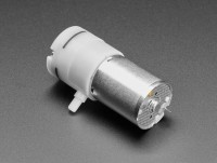 [로봇사이언스몰][Adafruit][에이다프루트] Air Pump and Vacuum DC Motor - 4.5 V and 2.5 LPM - ZR370-02PM ID:4699