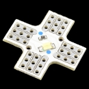 [로봇사이언스몰][Sparkfun][스파크펀] Fabrickit LED Brick - White dev-10412