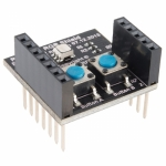 [로봇사이언스몰][RFduino] RFduino - RGB/Button Shield dev-13210