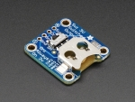 [로봇사이언스몰][Adafruit][에이다프루트] 12mm Coin Cell Breakout w/ On-Off Switch  ID:1867